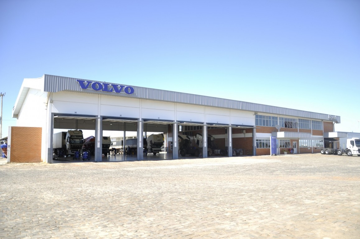 Dipesul Volvo